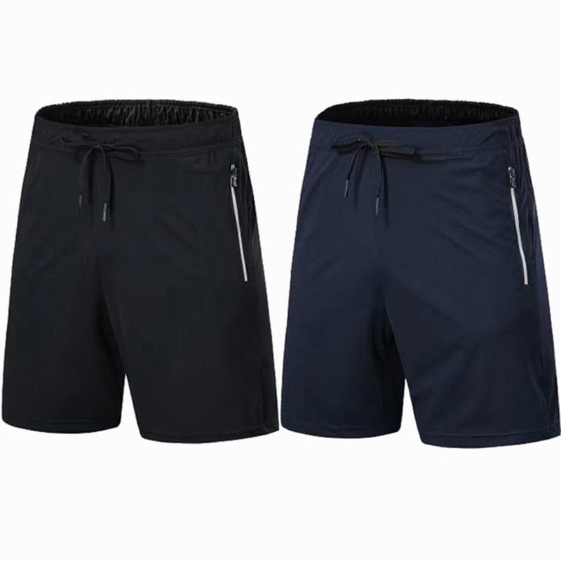Acheter Hommes Shorts de Course De Sport Fitness Workout Gym Tennis Football Formation Shorts de Basket Ball À Séchage Rapide pantalons de