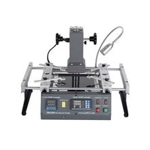 Station de reprise de soudure infrarouge BGA ACHI IR6500 IR 6500 pour la réparation de carte mère
