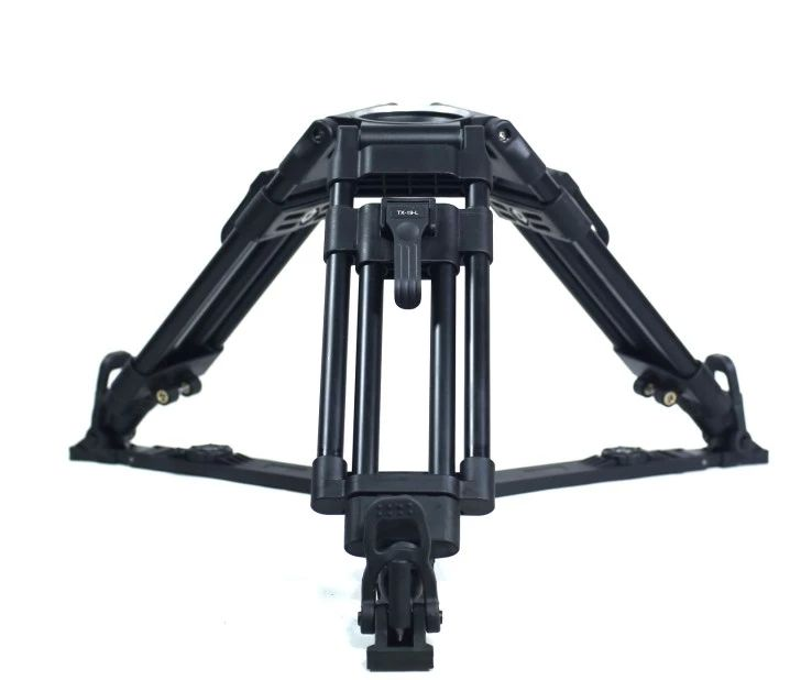 Maxload 50kg Video Camera Short Aluminum Professinoal font b Tripod b font font b Legs b