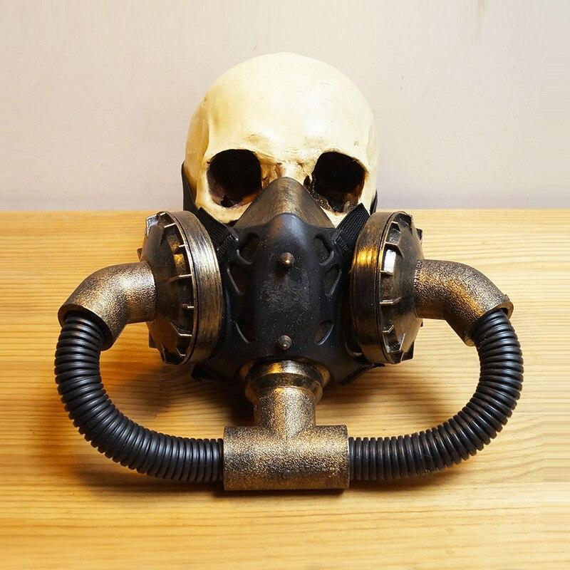 2017 nouveau Design Halloween Festival horreur armée gaz masques Cosplay masque pour les jeux de fête fournitures