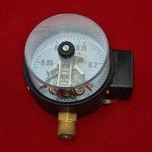 """YXC100 """" 100 мм Электрический контактный манометр, нижняя резьба"""