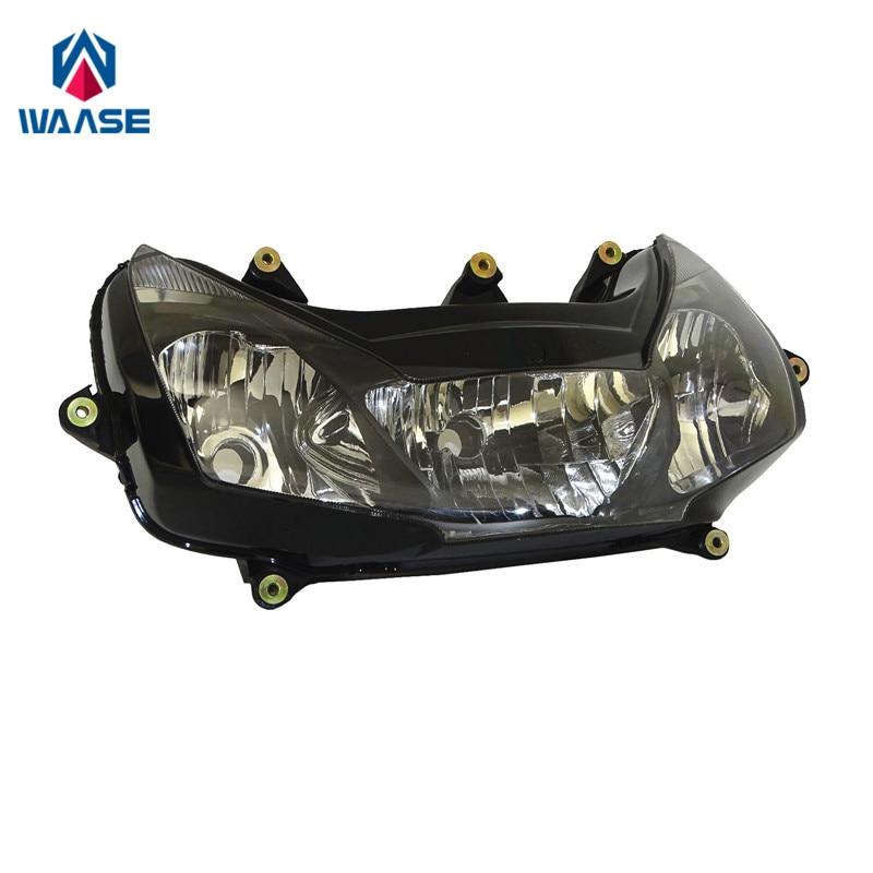 Waase CBR 954 RR 02 03 передняя фара головного света лампы сборка для Honda CBR954RR 2002 2003