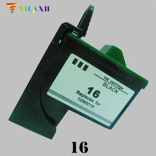 цена на For Lexmark 16 Ink Cartridges For Lexmark i3 z617 Z13 Z23 Z25 Z33 Z35 Z513 Z515 Z603 Z605 Z611 Z615 Z645 X2250 X74