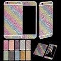 Bling Diamond Full Body Matte Decal Glitter Front & Back Film Sticker Case Cover Skin For LG Optimus G3 D855 D850