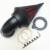 Envío libre motor partes del mercado de accesorios kits de filtro de Aire Spike Limpiador para Harley Davidson S & S CV personalizado EVO XL Sportster NEGRO