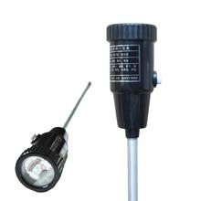 SDT-300 Soil pH Meter Hygrometer Multifunctional Deep Penetration Self-Powered Accurate Reliable Waterproof Metal Electrode
