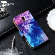 Phones Telecommunications - Mobile Phone Accessories  - TAOYUNXI Flip Phone Case Cover For Nokia 3 Nokia3 5.0 Inch Cover Painted PU Leather Case Card Wallet Slot Holster Housing Bags