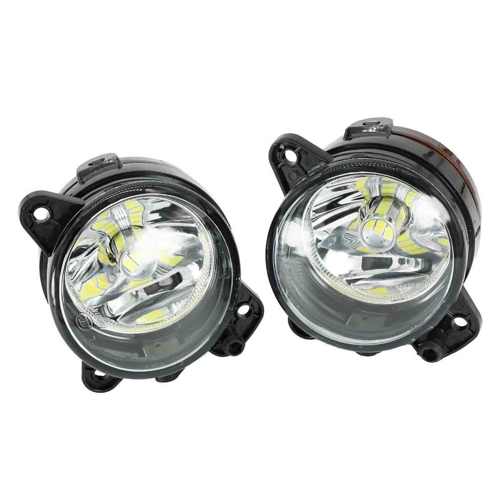 2шт светодиодный свет для VW Транспортер Т5 2003 2004 2005 2006 2007 2008 2009 2010 высокое качество привело Противотуманные фары Противотуманные фары стайлинга автомобилей