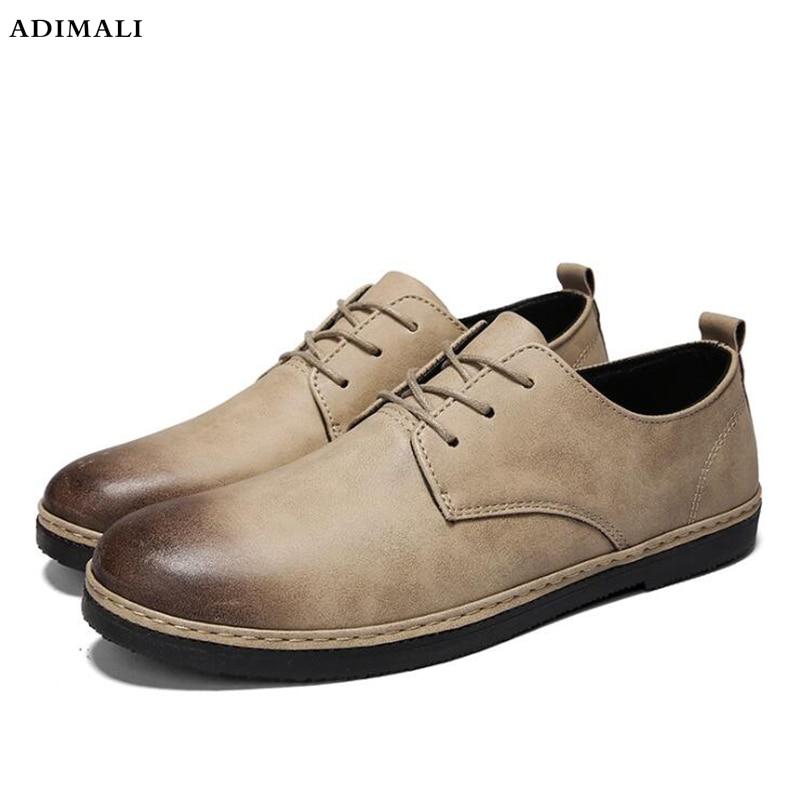 Кожа Для мужчин Туфли без каблуков 2018 Новый Для мужчин повседневная обувь Высококачественные мужские мокасины sapatillas hombre для вождения