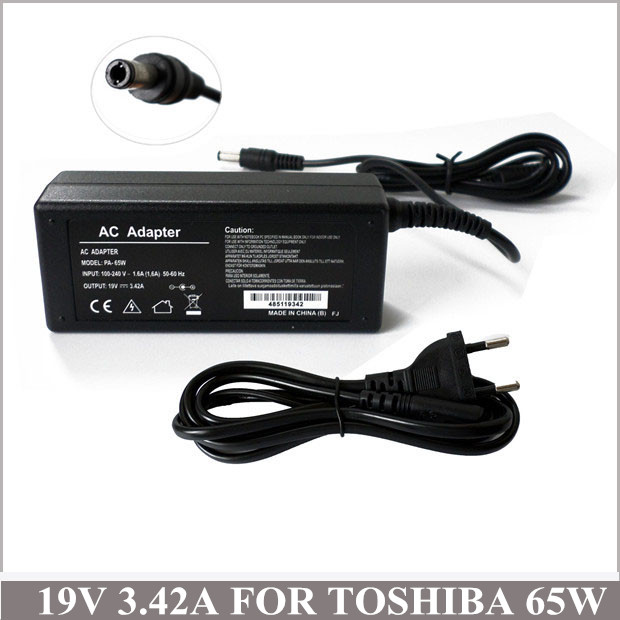 Reliable 19v 3.42a Carregador Universal Notebook Ac Adapter Charger For Cadernos Toshiba Satellite A505-s6004 M55 M65 P205 Pa-1500-02 Pleasant To The Palate Laptop Adapter