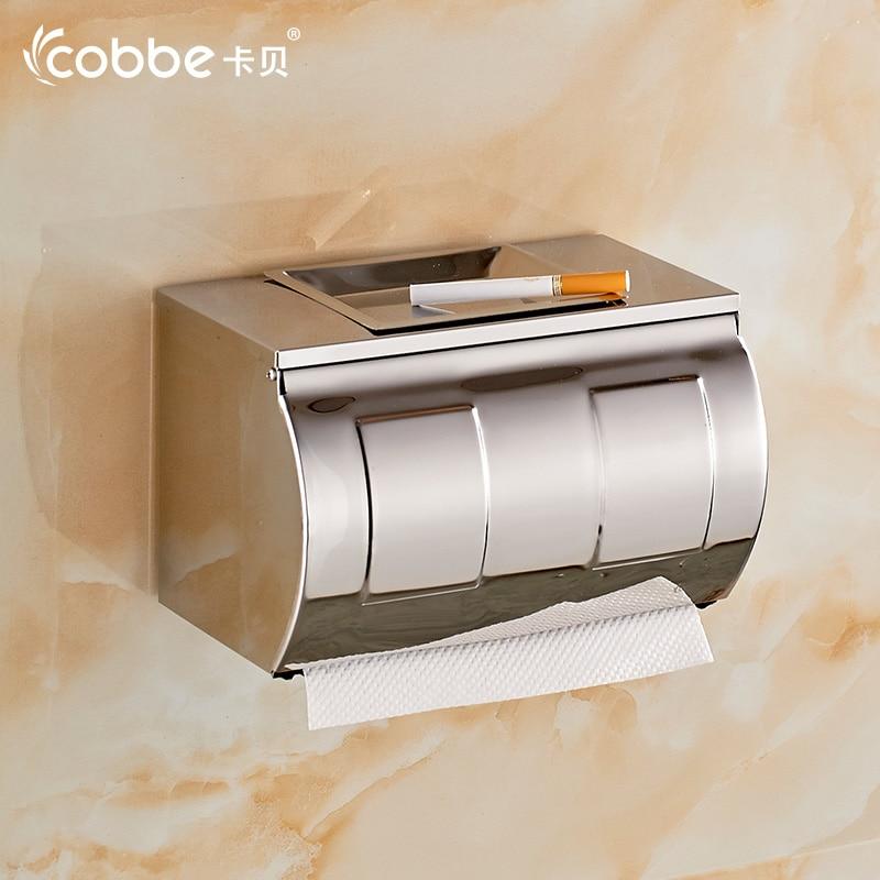 New Bathroom Toilet Tissue Box Wall Mounted Roll Holder ... on Wall Mounted Tissue Box Holder id=31712