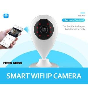 Image 2 - NEO COOLCAM caméra de surveillance IP Wifi NIP 55AI P, pour maison connectée, 720P, sans fil, avec carte SD 64 go, Compatible avec Alexa Echo Show et Google Home