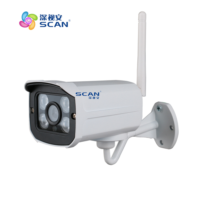 2.0mp HD Bullet IP Camera Wifi 1080P Outdoor Waterproof Securveillance Security CCTV...