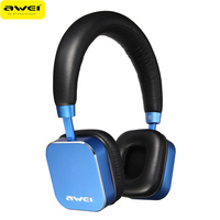 Original Awei A900hi Headphone 3 5mm Sport Headset With Microphone Voice Control Noise Cancelling Earmuff Headphones