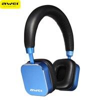 Original Awei A900hi Headphone 3 5mm Sport Headset With Microphone Voice Control Noise Cancelling Earmuff Headphones