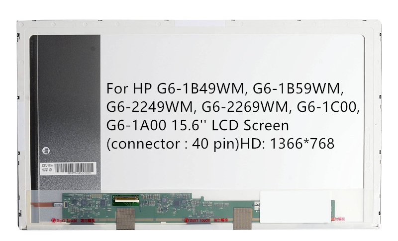 HP G6-1B49WM, G6-1B59WM, G6-2249WM, G6-2269WM, G6-1C00, G6-1A00 15,6 - Tablet kiegészítők