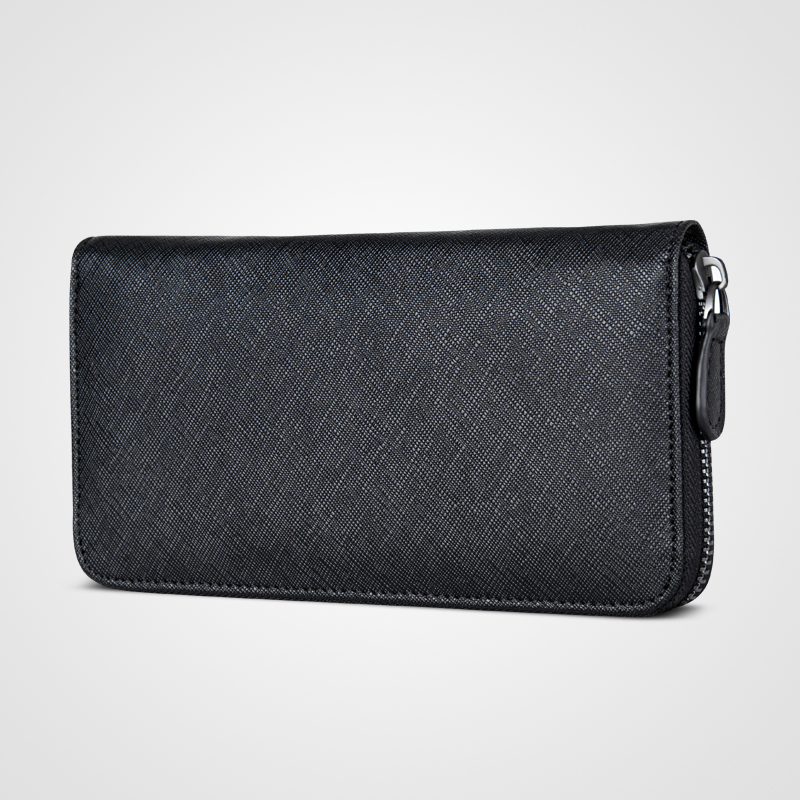 long zipper wallet genuine leather wallet bag lady hand bag cowhide leather wallet powder for samsung mlt d 1193 s for samsung 119 s see for samsung mlt 1193 see oem compatible powder free shipping