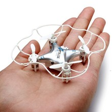 HereToys M9912 Mini RC Quadcopter 2.4G 4CH 6 Axis Gyro RC Drone Aircraft Airplane Super Stable Flight Toy cx10