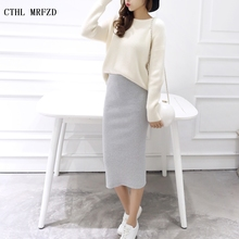 Winter package hip skirt