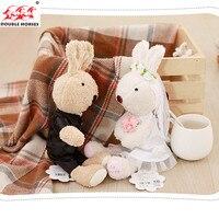 2/Zestaw najpopularniejsze Pluszowy Króliczek miłośników valentine prezent dziewczyną prezent zabawki dla dzieci dekoracji jest najbardziej popularne pluszowe zabawki