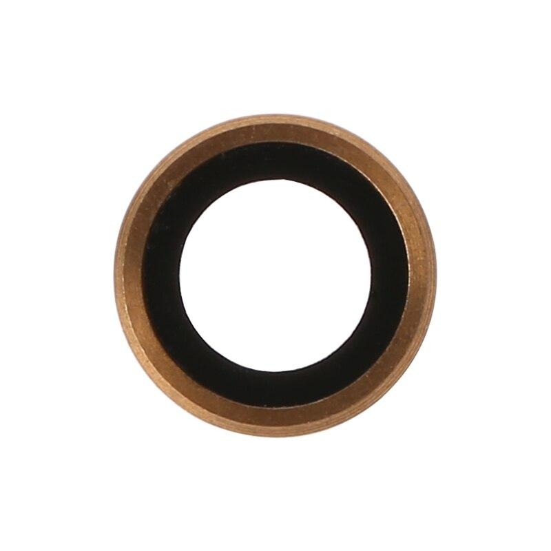 Der GüNstigste Preis Hinten Kamera Objektiv Glas Abdeckung Mit Metall Rahmen Halter Für Iphone 6 Plus 5,5 Zoll Gold Farbe