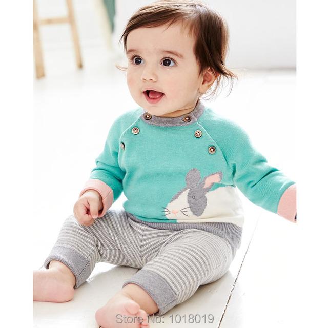 2017 nova Marca de Qualidade 100% Algodão Do Bebê Meninas Crianças Ternos 2 pcs Crianças Conjuntos de Roupas Meninas Do Bebê Criança Roupas de Manga Comprida conjuntos