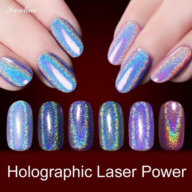 Holographic Powder Mirror Powder Effect Glitter Dust Magic Shimmer