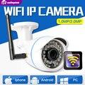 HD 720 P 1.0MP Wifi Câmera IP Sem Fio Ao Ar Livre À Prova D' Água Câmera de Segurança Onvif 1080 P 2MP CCTV Vigilância Bala Inteligente XMEye