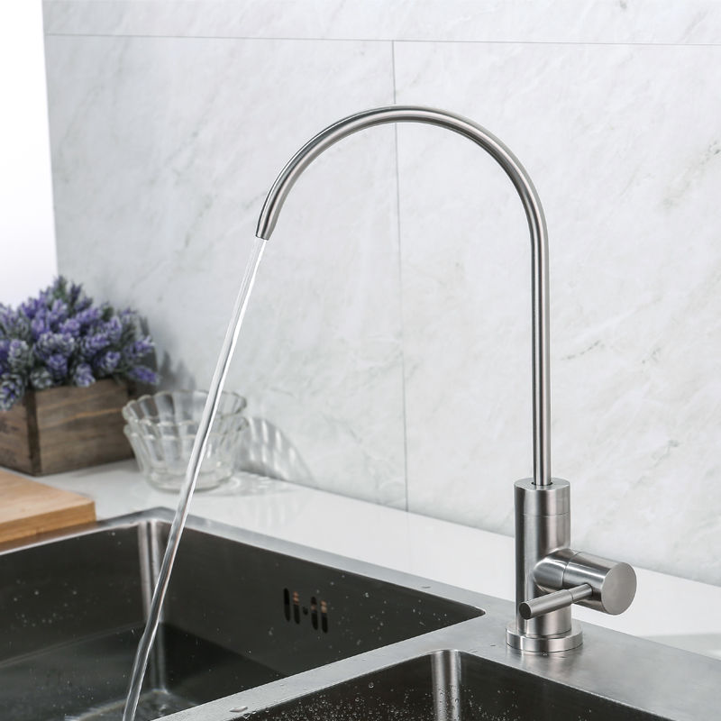 Hot Sale Ivrich Healthy Drinking Water Faucet Leadfree Stainless