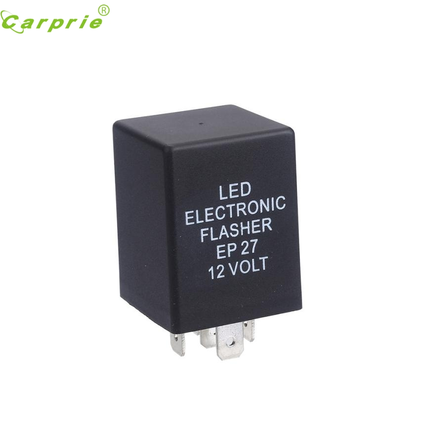 5-Pin EP27 FL27 Electronic LED Bulb Flasher Relay