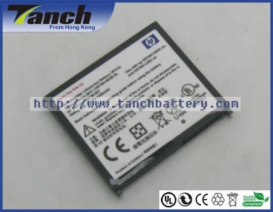3.7 V 5Wh 364401-001 360136-001 HSTNH-H03C HSTNH-L05C pour HP iPAQ hx2000 HX2100 2110 2190 2400 2415 2490 2495 Batterie d'ordinateur portable