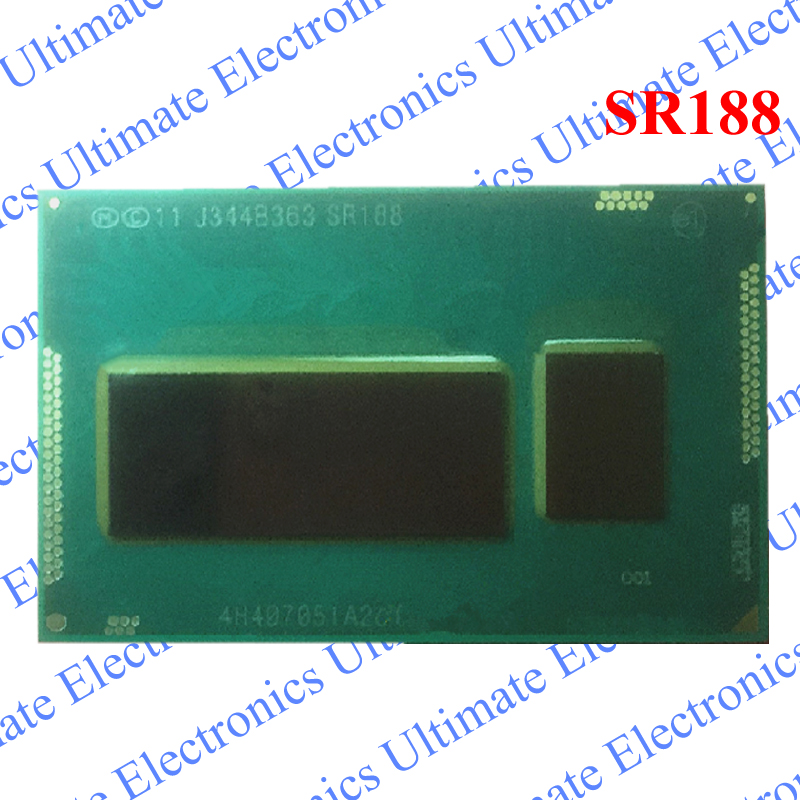 ELECYINGFO Used SR188 I7-4558U SR188 I7 4558U BGA chip tested 100% work and good qualityELECYINGFO Used SR188 I7-4558U SR188 I7 4558U BGA chip tested 100% work and good quality