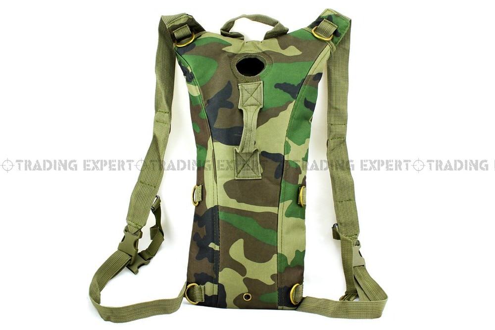 Рюкзак для воды, сумка-резервуар [HG-03-BK песок ACU лесной узор OD]