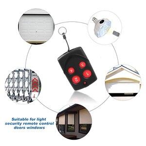 Image 3 - Kebidu automatyczne klonowanie zdalnego sterowania kopiowanie powielacz 315/433/868MHZ Multifrequency dla brama garażowa drzwi