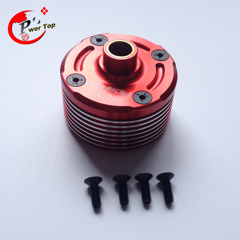 ФОТО FID Rear Diff Housing For 1/5 Losi 5t Parts Rovan LT