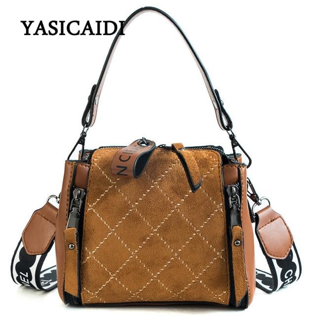 9262df0951 Women Handbags Hot Sale Women Handbag High Quality PU Leather Patchwork Ladies  Messenger Shoulder Bag Female