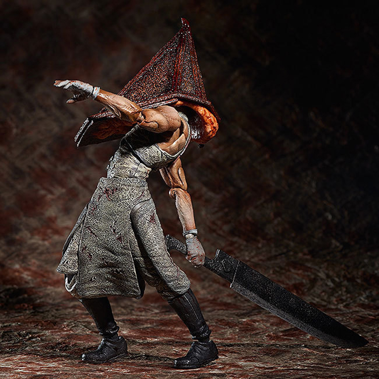 Silent Hill II Red Pyramid Thing Action Figure Variant