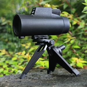 Image 5 - 8/10x42 Asika Waterproof Monocular With Bak4 Prism Optics 22.6mm Large Eyepiece Telescope Camping Hunting Travel Spotting Scope
