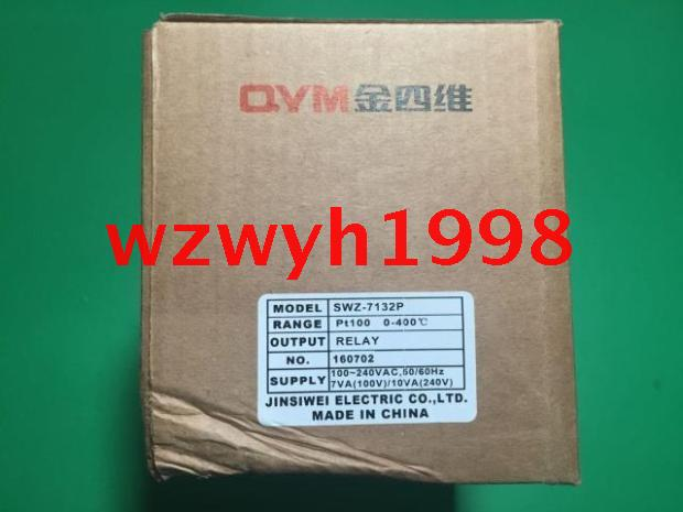 ФОТО Genuine QYM four-dimensional electrical SWZ-7000 temperature controller SWZ-7132P intelligent temperature controller