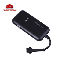 Portable Car GPS Tracker GT02A Vehicle Locator Built In GSM GPS Antenna Support Google Map Link