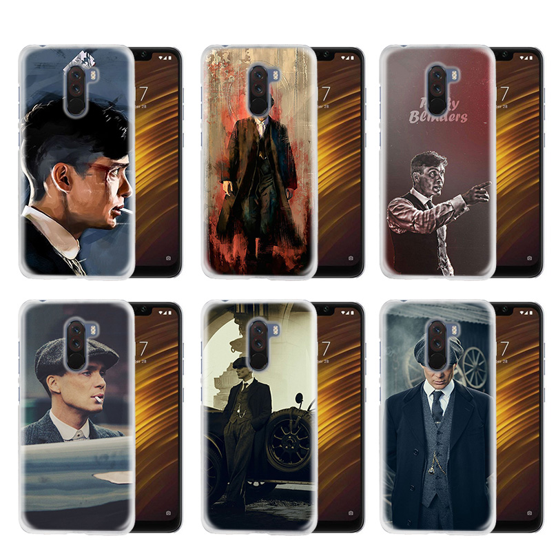 Case-Cover Shelby Thomas Blinders Poco F1 Peaky Xiaomi Redmi Plus 6A No For Note-7/5/5a/..