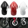 Для Ducati Monster 696 08-14/796 10-14 переднее колесо крыло брызговик крышка брызговика глянцевый обтекатель Пластиковый обтекатель