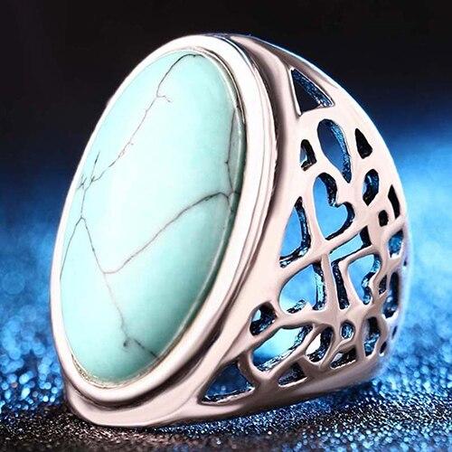 Для женщин в богемном стиле Группа палец полые Обручение обещание кольца ювелирные изделия
