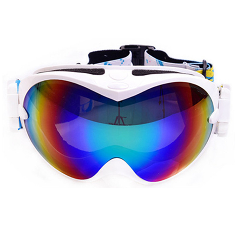 New snow goggles double lens changeable for day and night anti-fog Skiing glasses Climbing SnowboardGoggles with Replaceble Lens