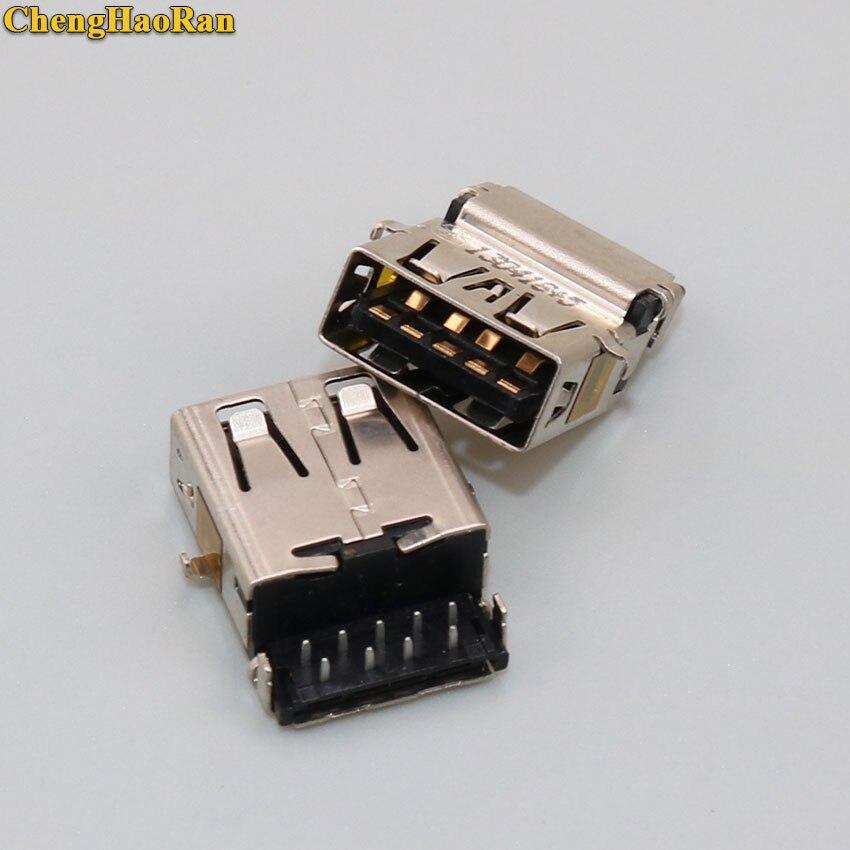 New Lenovo Yoga 2 13 USB Socket Female Socket Port Connector 9PINS Replacement
