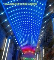 RGB LED Stage Lamp Wall Sconce Lamp Kara OK KTV Rooms Bars Wedding Ceremonies Family Gatherings