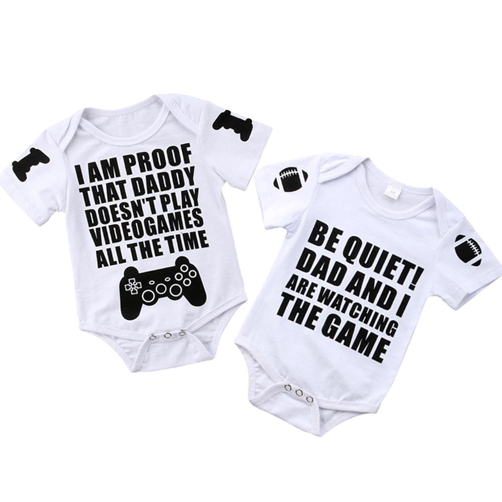Daddy Loves Me More Than Football/® Daddys Kicker Onesie/® funny baby Onsie/® New dad Onesie/® Sports Onesie/® take home football outfit