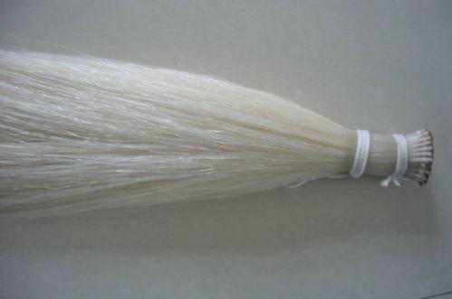 100g violon cheval cheveux arc cheveux cheval queue mongolie arc pièces