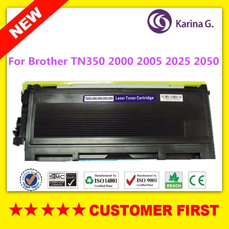Kompatible toner für brother tn2000 schwarz toner für mfc-7420, mfc-7820n