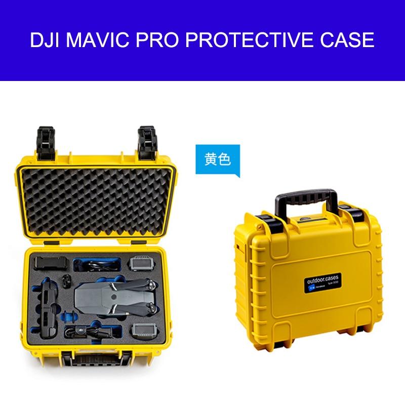 Royal DJI MAVIC PRO waterproof case protective DJI MAVIC PRO BOX flameproof box, portable safety kit for DJI rv 130 фигурка овца это не я w stratford